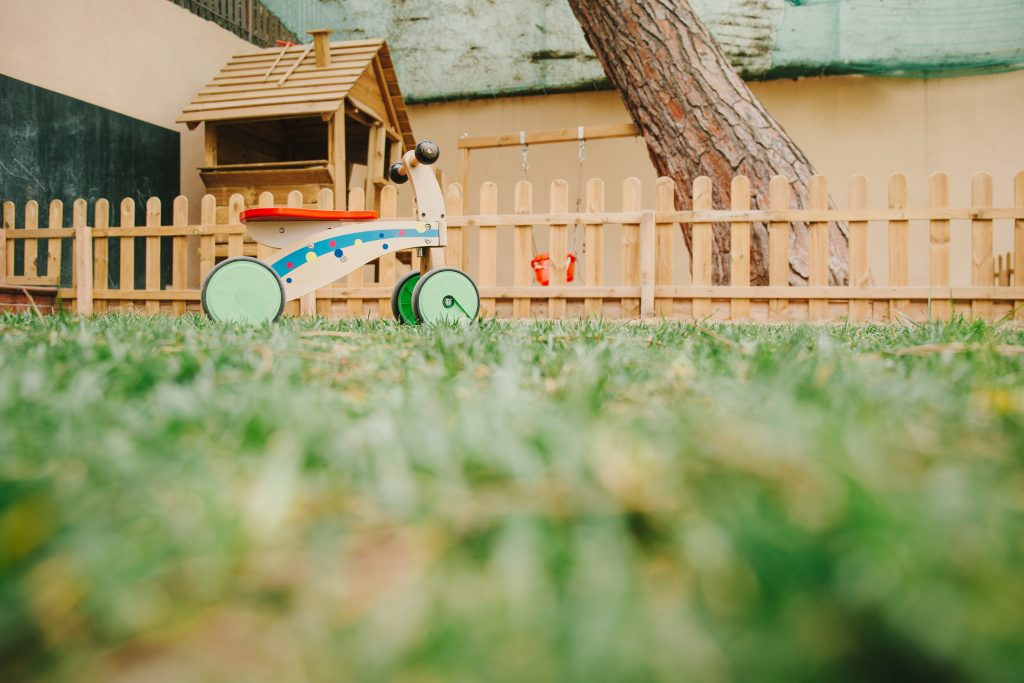 Green Project Montessori Village patio