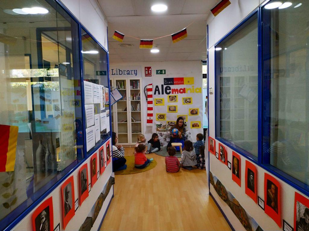 Semana internacional en Montessori Village