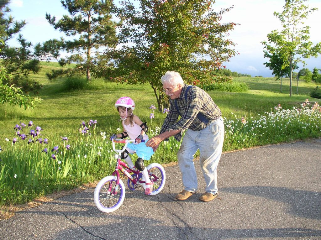 Vacaciones con abuelos