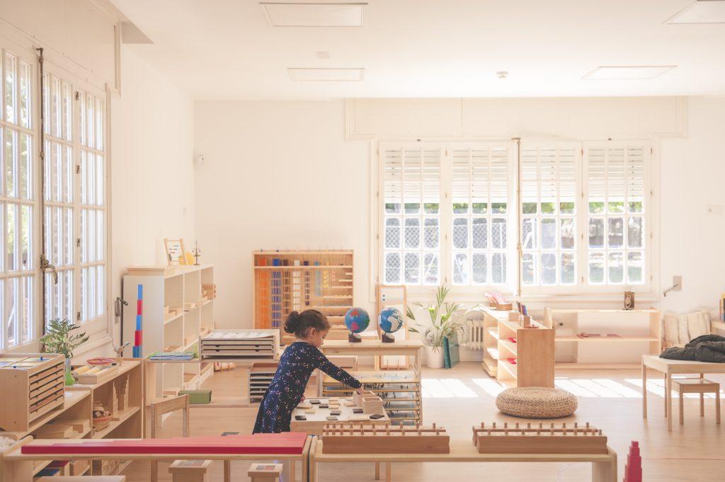 Tendencias Humanas Montessori